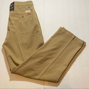 Levi's Men's Khaki XX Chino Loose Stretch Pants